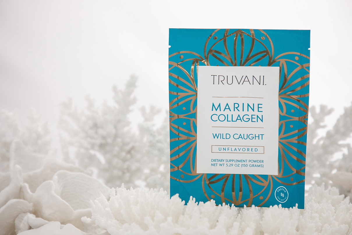NEW: Wild Caught Marine Collagen by Truvani