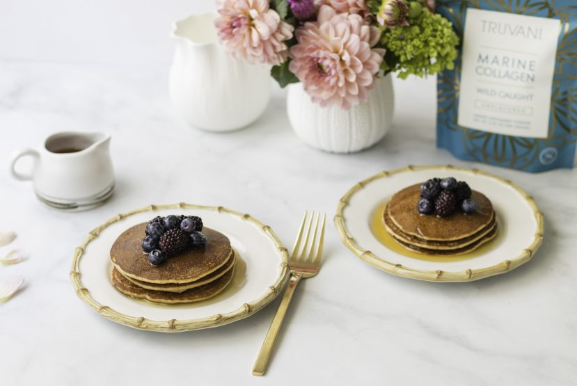 You're Gonna LOVE These Almond Coconut Hotcakes...
