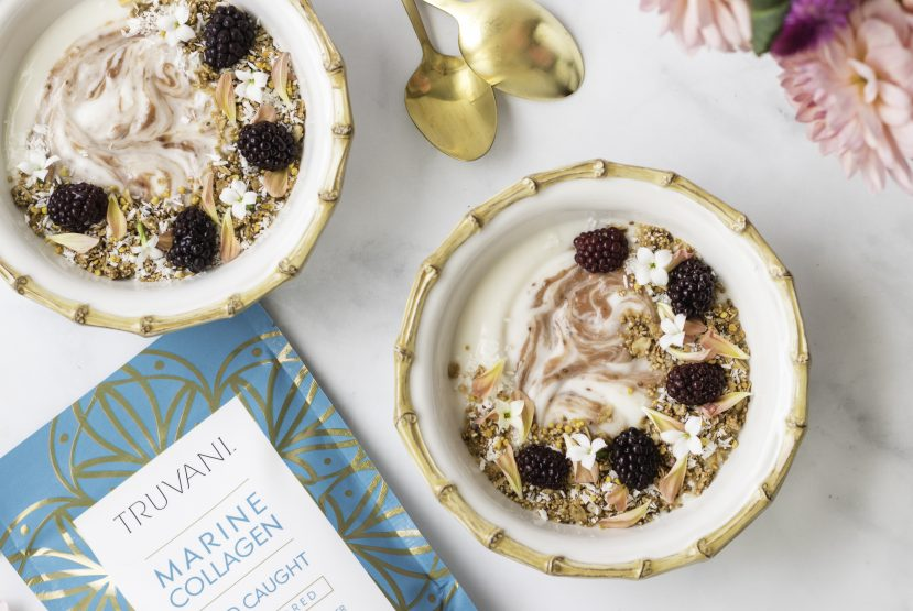 Get Glowin' – With This Collagen-Infused Coconut Yogurt!