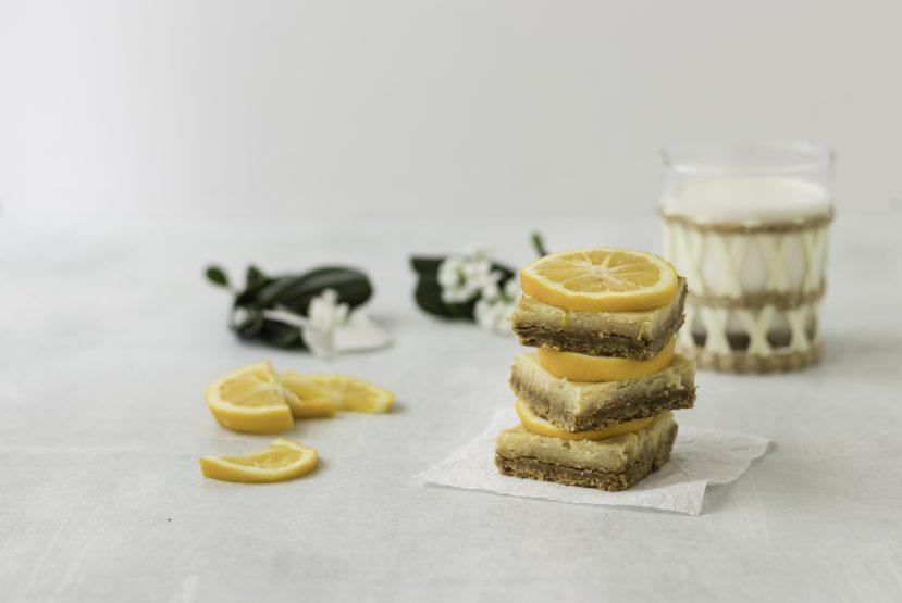 These Luminous Lemon Beauty Bars are Irresistible!