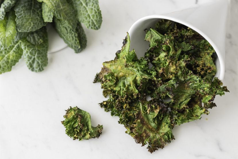 Recipe: Superfood Kale Chips