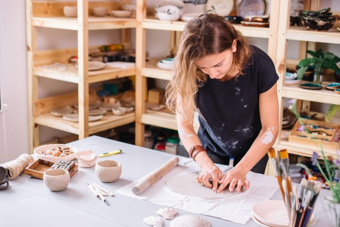 Pottery can help keep your mind sharp