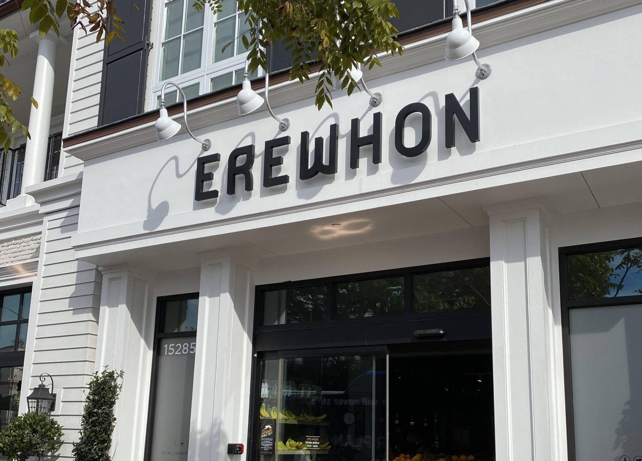 Erewhon Storefront