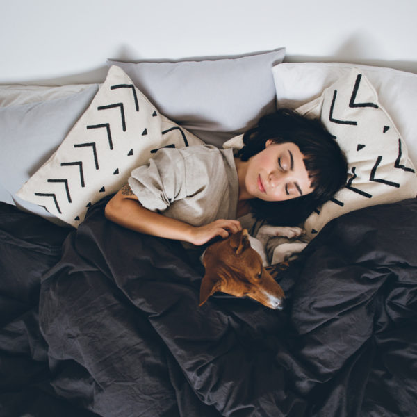 5 Easy Habits to Get Better Sleep