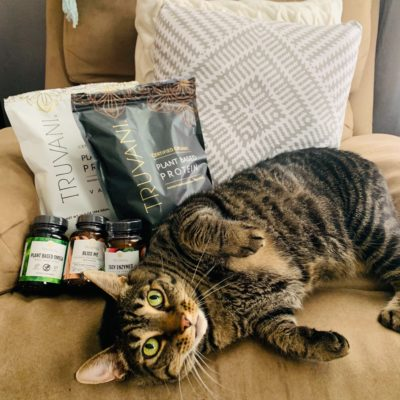 Round-Up Your Pets To Win This Gorgeous Insulated Tote Filled with Truvani's Top-Selling Products