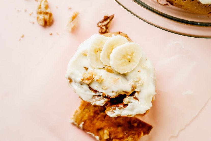 Truvani Protein Banana Cinnamon Rolls