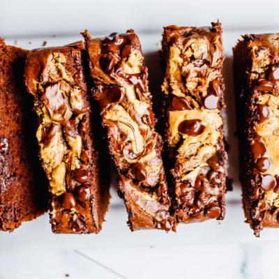 Truvani Protein Chocolate Peanut Butter Bread